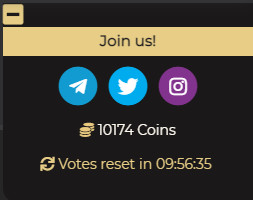 number coinvote coins