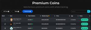 watcherguru premium coins